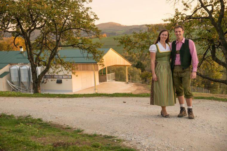 Ulrike und Martin Puchegger